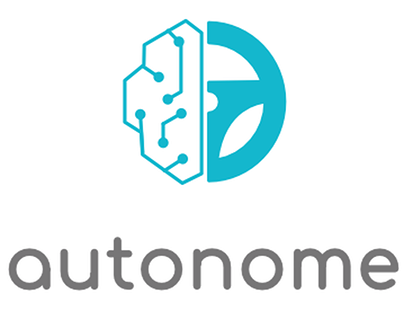 Logo Design for Autonome - Self Driving Cars