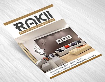 Flyer Rakii for Furniture ksa