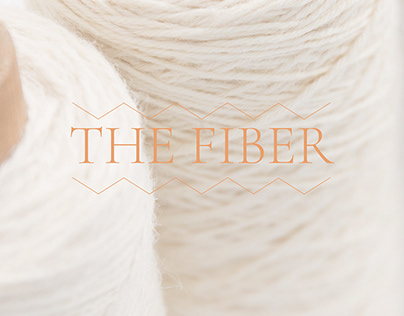 Brand style for The Fiber