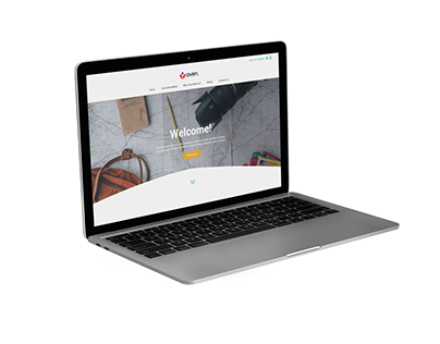 Aven Tours Website Design Template