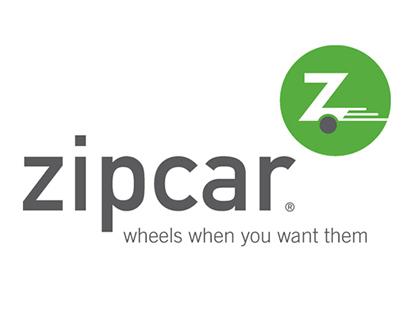 Zipcar UX Driven Website Redesign Concept