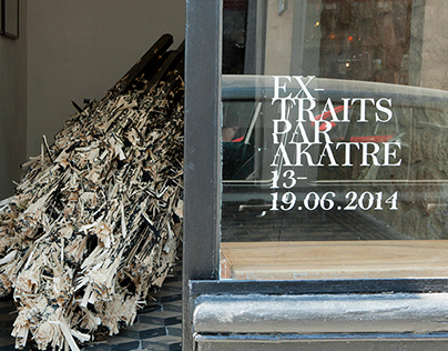 Extraits Exhibition