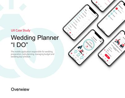 """Wedding Planner """"I DO"""""""