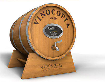 Vinocopia Wine Barrel