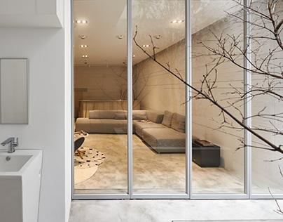 iiiudesign | Tree in House