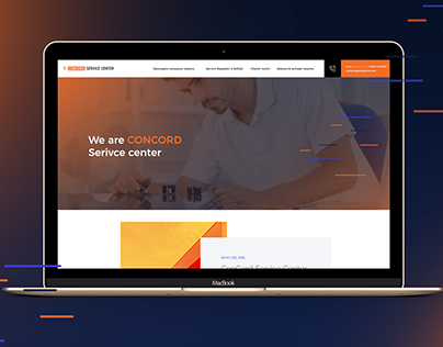 Concord WEB DESIGN UI