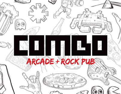 COMBO - Arcade + Rock Pub
