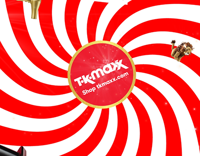 "TK MAXX ""STOCKO ANIMATION"""