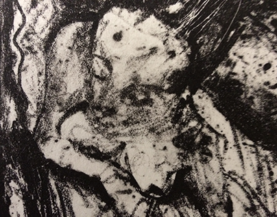 Lithograph 12: The 3 Chemo Muses