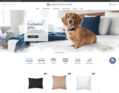E-commerce Magento-2 web store