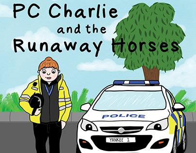 PC Charlie - Children's books.