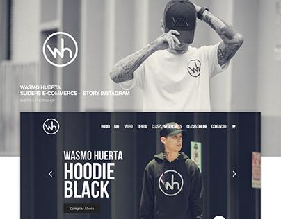 Wasmo Huerta E-Commerce
