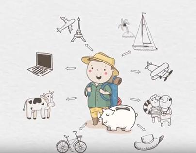 Animacion de personajes y Motion graphics
