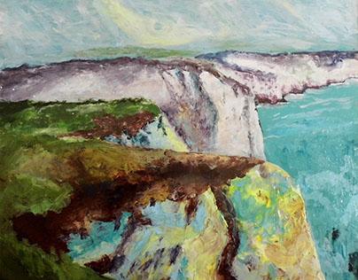 Fine Arts - Plen Air Painting