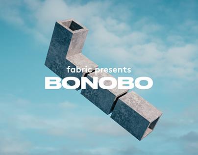 Bonobo x fabric Presents