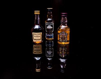 Whiskey Cognac Beer