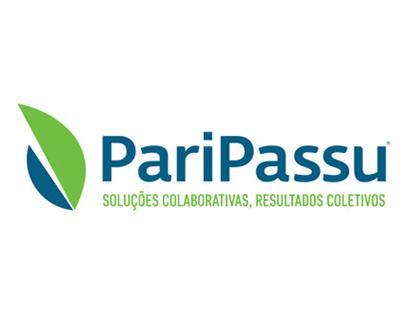 PariPassu redesenho de marca