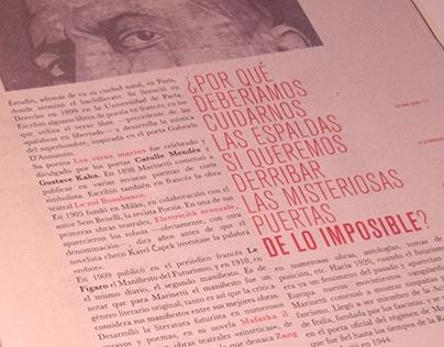 Futurismo / editorial