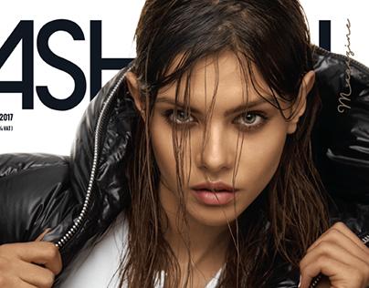 """Sport Chic"" Editorial for Fashion Magazine"