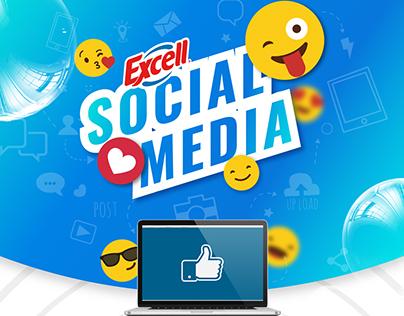 Social Media 2016/2017 - Excell