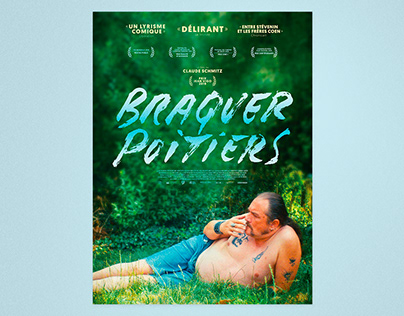 BRAQUER POITIERS - official movie poster
