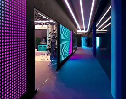 IQ Office interior