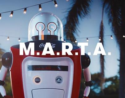 M.A.R.T.A. - Coca-Cola