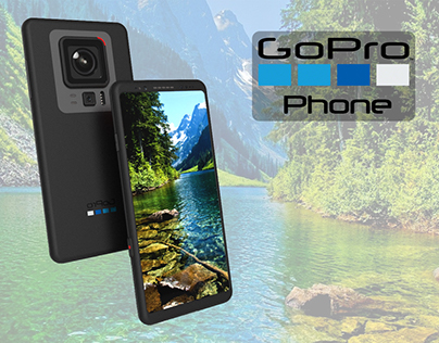 GoPro Phone Concept