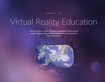 VRUDY | VR education