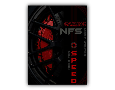 POSTER - GAMING NFS