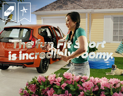 Honda - Fit Sport Campaign