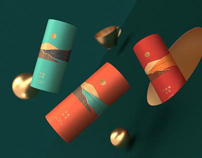 包裝設計_2021 日曦款茶罐形象更新