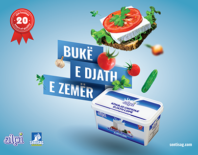 Dairy Product Billboard & Poster