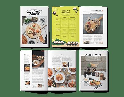 Millenia Walk Gourmet Guide
