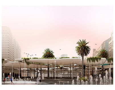Abu Dhabi Skins - Bioreactive Urbanscape