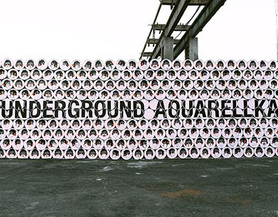 Life goes on? | Underground Aquarellka | 2017