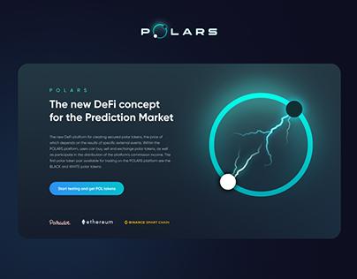 Polars. Landing Page