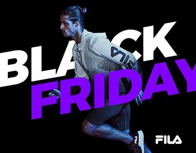 Black Friday - Fila