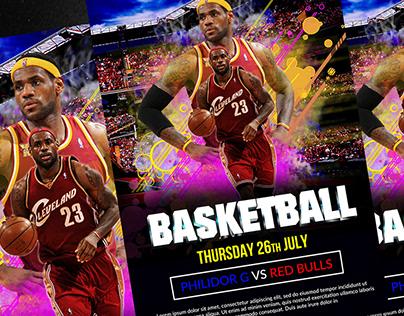 Gaming Flyer or Poster Design