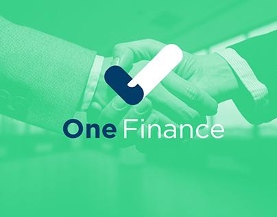 Branding for OneFinance