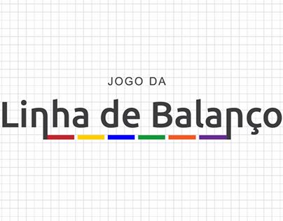 Identidade Visual - Jogo da Linha de Balanço