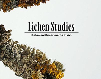 Lichen Studies