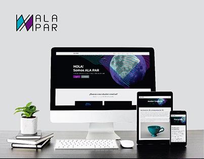 Diseño de Marca y Maquetación Web