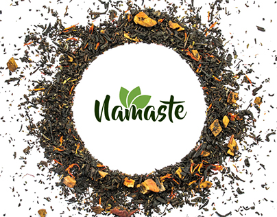 Namaste Tea | Logo & Packaging