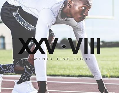 TWENTYFIVE EIGHT - Webpage Design