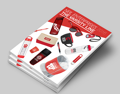 The Varsity Line 2016 Product Catalog
