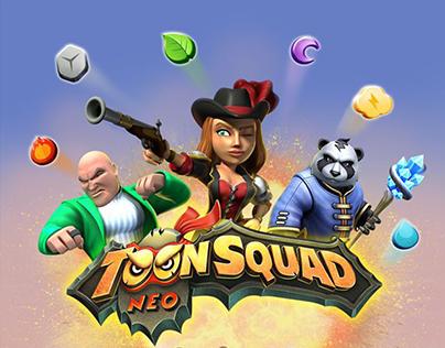 Toon Squad Neo