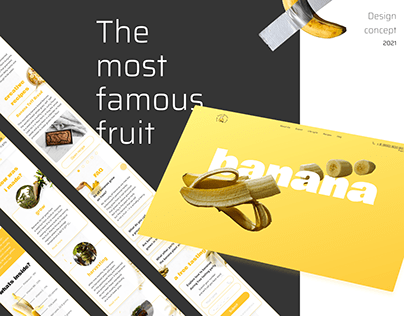 Banana Website
