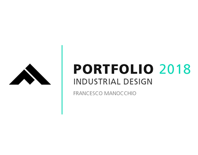 Industrial Design Portfolio 2018