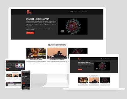 Embers Films website